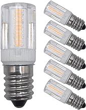 E14 LED-gloeilampen Home decoratieve verlichting 2W dimbaar warm wit 2700K SES Small Edison Candelabra schroeffitting 20W ...