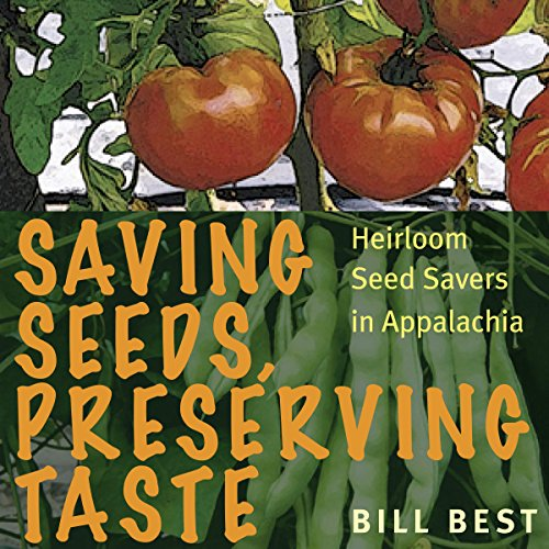 Saving Seeds, Preserving Taste audiobook cover art
