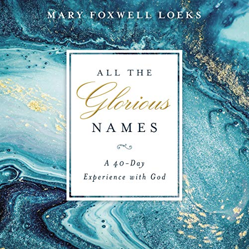 All the Glorious Names cover art