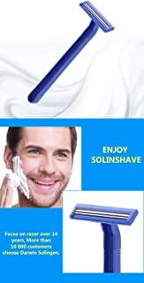 FLASH Disposable Razors - 30 pack - Twin Blades