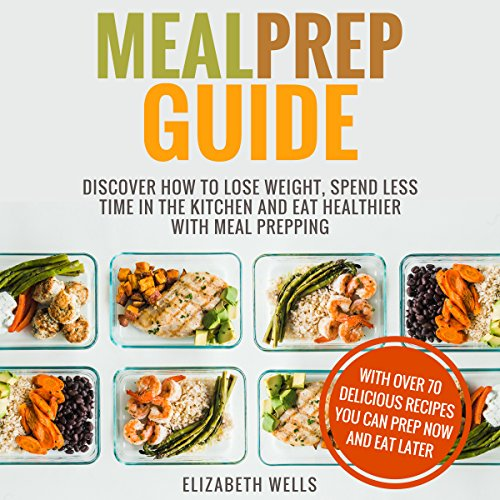 Meal Prep Guide audiobook cover art