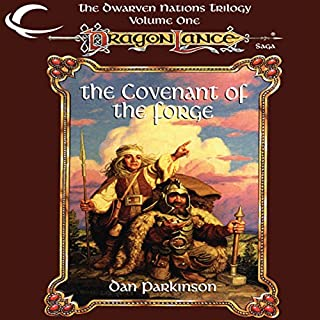 Covenant of the Forge audiobook cover art
