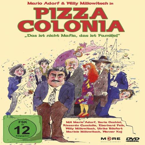 Pizza Colonia Alemania DVD