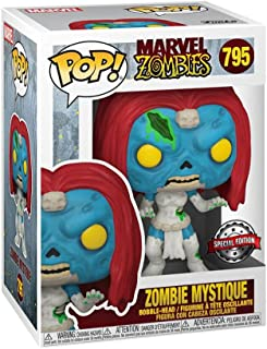 Funko Pop Marvel FYE Vinyl Figure Zombies Zombie Mystique