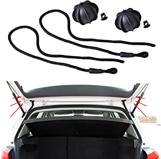 Random Longspeed Bike Luggage Carrier Retractable Elastic Band Bicycle Cargo Racks Tied Rubber Straps Rope//Suitcase Band with Plastic hooks