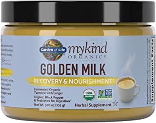 Sponsored Ad - Garden of Life mykind Organics Golden Milk Recovery & Nourishment 3.7oz (105g) Powder