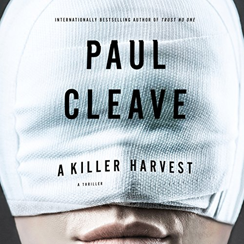 A Killer Harvest audiobook cover art