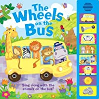 The Wheels on the Bus (Super Sounds) 0857802917 Book Cover