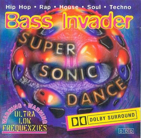 Bass Invader