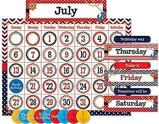 Teacher Created Resources Nautical Calendar Bulletin Board (5492)