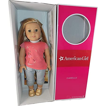 American Girl Isabelle - Isabelle Doll and Paperback Book - American Girl of 2014
