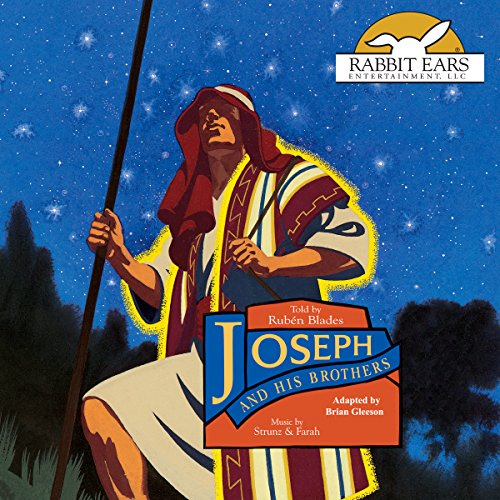 Joseph and His Brothers audiobook cover art