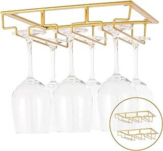 Best brass glass hanger Reviews