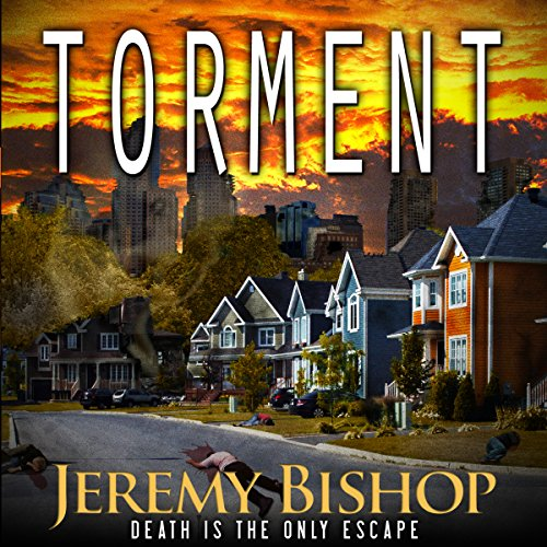 TORMENT audiobook cover art