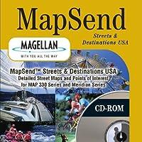Magellan MapSend CD for Meridian and MAP330 Series GPS Handhelds [並行輸入品]