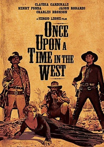 Once Upon a Time in the West (Once Upon A Time In America Awards)