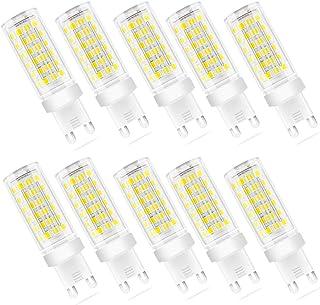 4X G9 LED 7W 76SMD 2835 Lampe Sparlampe Stecklampe Leuchtmittel Warmweiß Birne