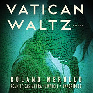 Vatican Waltz audiobook cover art