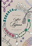 Coffret à Bijoux: 100 coloriages...