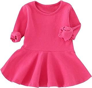 Baby & Little Girls' Cotton Flare Dress 9 M- 4 Years