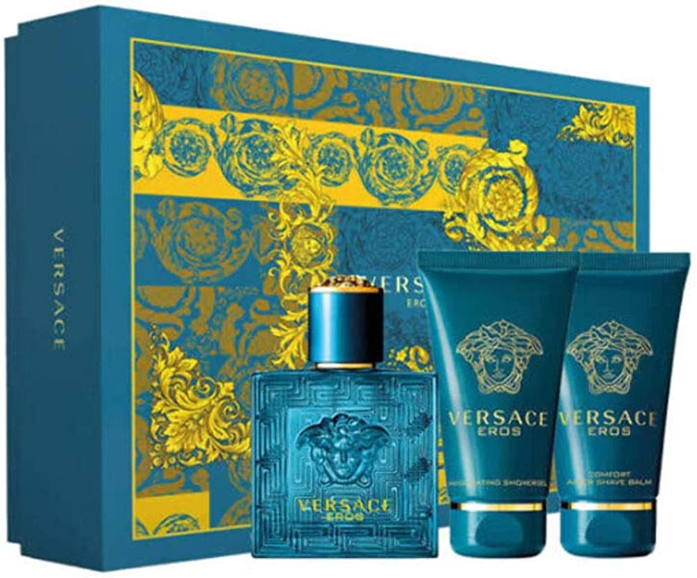 Versace set fragranze e profumi da uomo - 150 ml 10008745