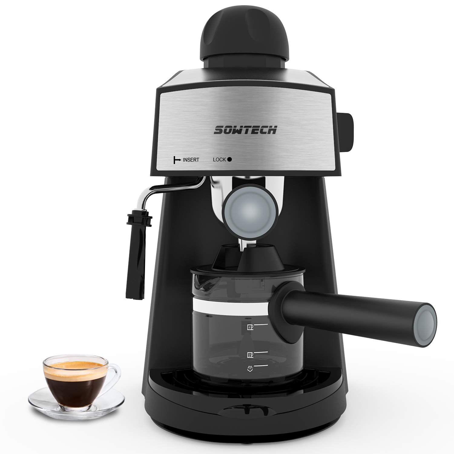 SOWTECH Espresso Machine Review