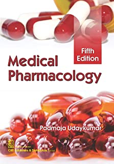 Best medical pharmacology padmaja udaykumar Reviews