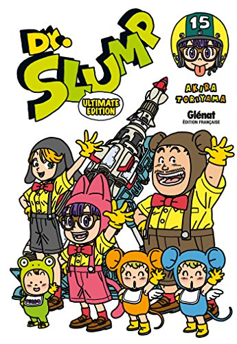 Docteur Slump perfect edition - Tome 15 : Perfect Edition