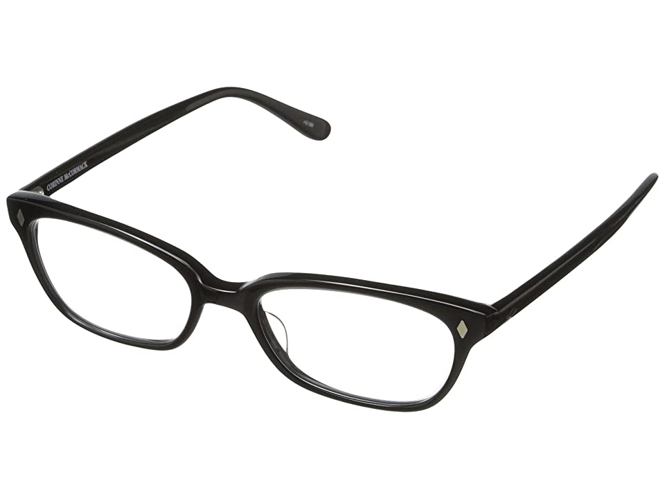 Corinne McCormack Cyd Reading Glasses (Black) Reading Glasses Sunglasses