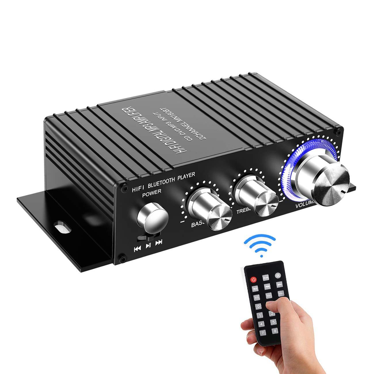Wireless Bluetooth Stereo Mini Amplifier