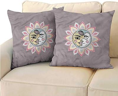 Amazon.com: Ediyuneth Decorative Pillowcase Throw Pillow ...
