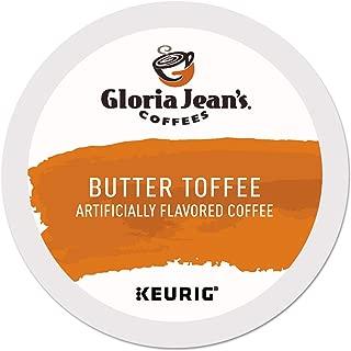gloria jean's butter toffee k cups