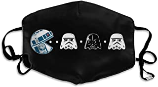 NewHotSale Starwars-Pacman Anti Dust Face Mouth Cover Mask Respirator Cotton Protective Safety Warm Windproof Mask