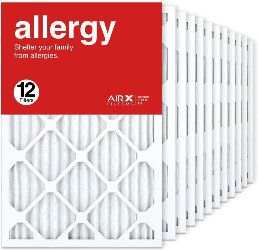 AIRx Filters Max Cheap mail order sales 52% OFF 16x25x1 Air Filter MERV AC Pleated Furnace 11 HVAC
