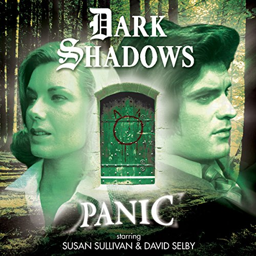 Couverture de Dark Shadows - Panic