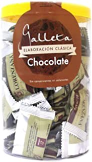 Galletas Cafento - Chocolate - Bote 500g