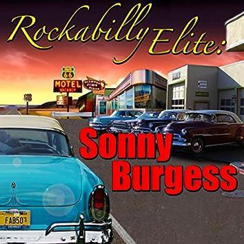 Rockabilly Elite: Sonny Burgess