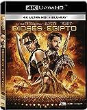 Dioses De Egipto Blu-Ray + Uhd 4k [Blu-ray]