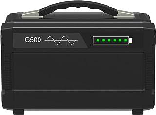 WANGYONGQI 1000W Accueil Onduleur Solaire Portable Générateur, 110V / 220V Onde Sinusoïdale Pure Énergie De Stockage UPS C...