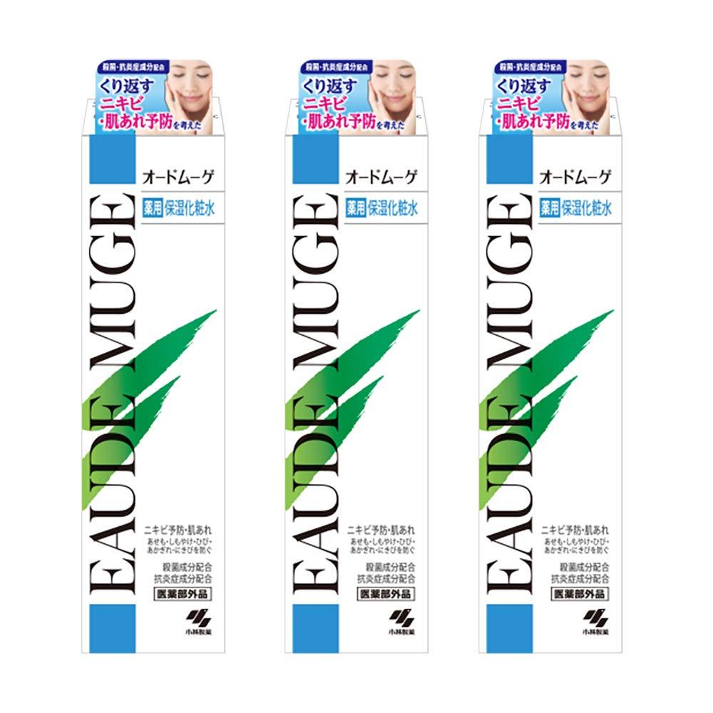 好きであるビジター本当に【小林製薬】オードムーゲ薬用保湿化粧水 200ml ×3個セット