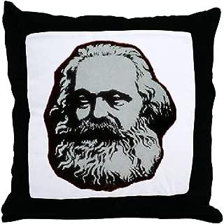 karl marx pillow
