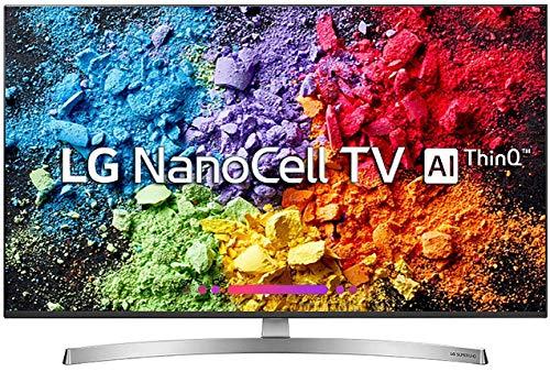 LG 139 cm (55 inches) 4K Ultra HD Smart LED TV 55SK8500PTA (Black)
