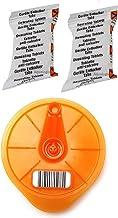 Aqualogis Service T-Disc en 2 ontkalkingstabletten, compatibel met Tassimo Bosch 576837,624088, 17001491, Caddy, Charmy, M...