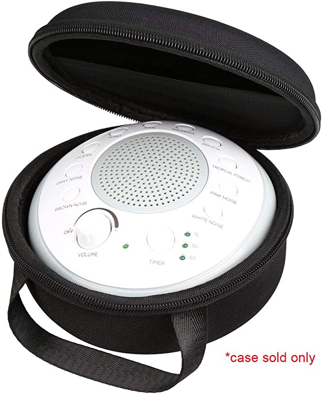 Aproca Hard Travel Case Compatible With SONEic Sleep Relax Focus White Noise Sound Machine