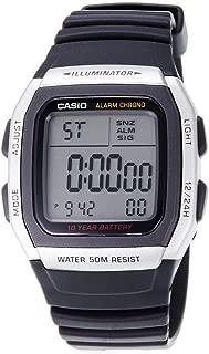 Casio W-96H-1AVDF For Men (Digital, Sport Watch)