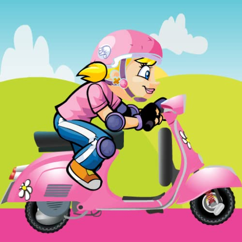 Princess Scooter Drive