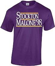 Purple Utah Stockton Malone 98