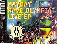 Rave Olympia live EP [Single-CD]