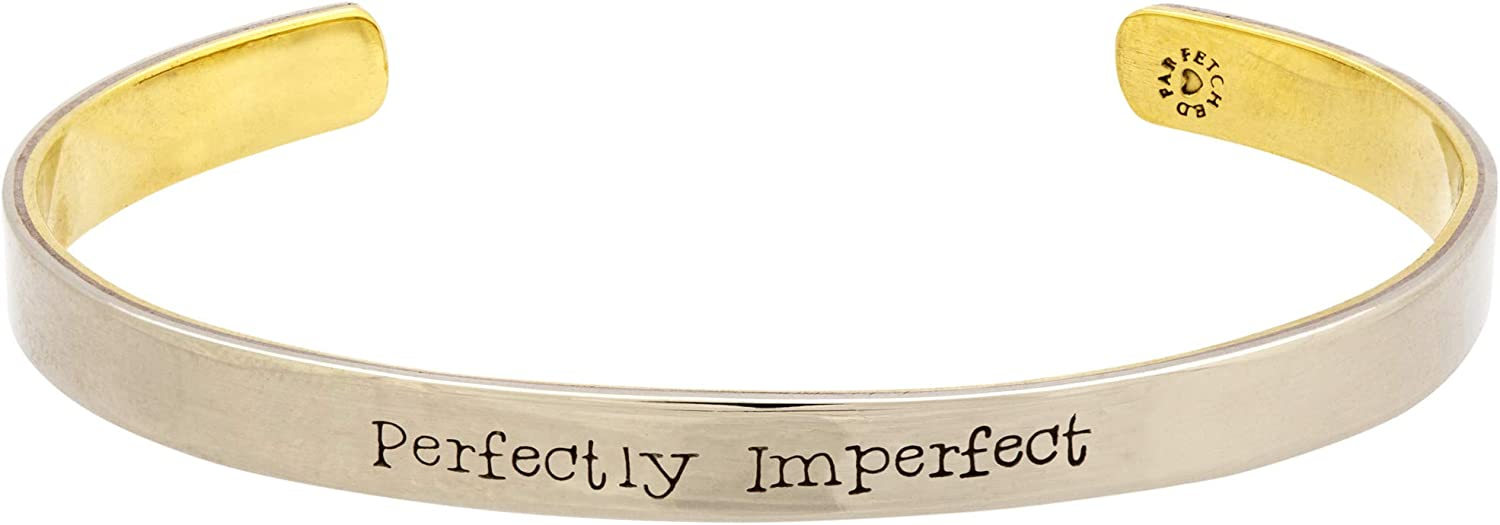Inspired Goods Perfectly Imperfect Cuff Bracelet