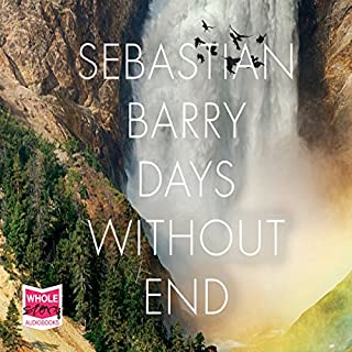 Couverture de Days Without End